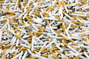 Houdbaarheid Sigaretten