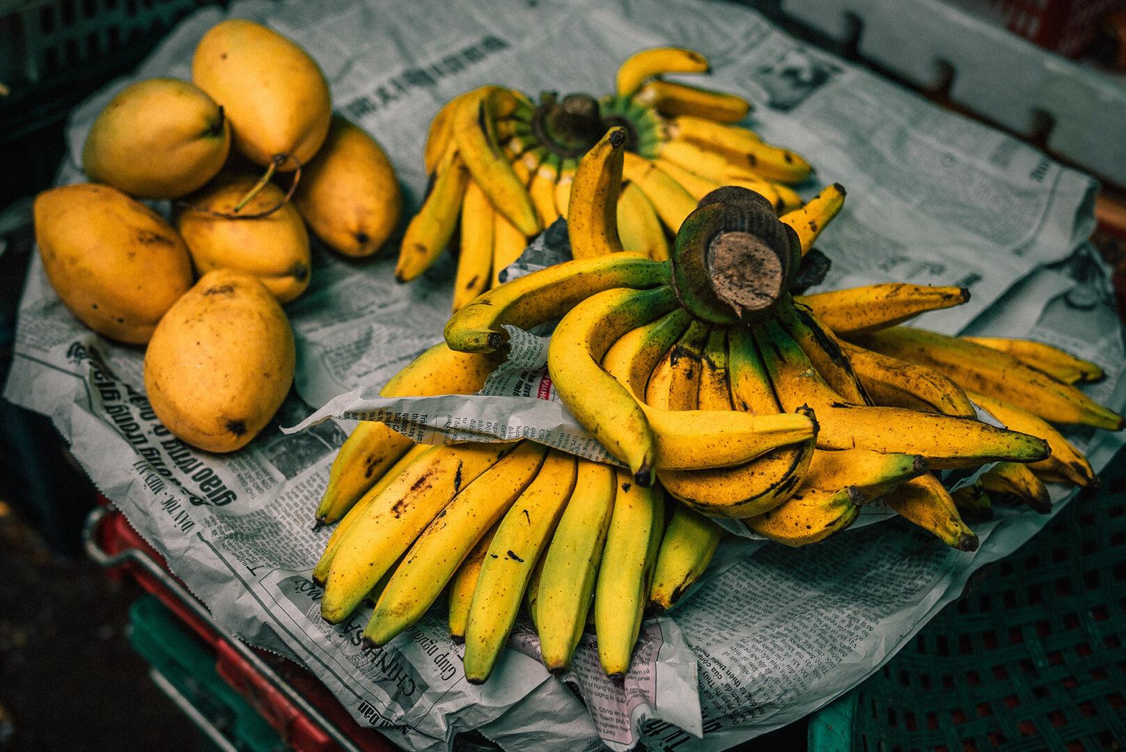 Bewaarrecept Banaan Mango Smoothie
