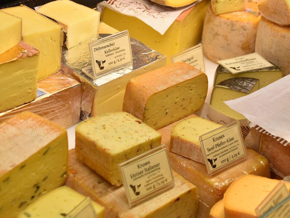 Kan je kaas in de vriezer bewaren